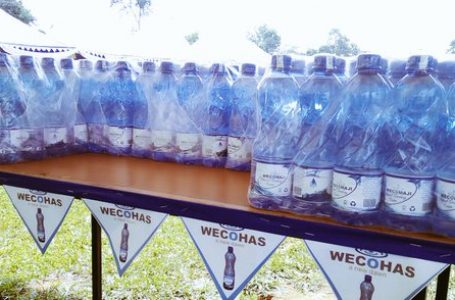 WECOHAS Commissions a Youth Water Project in Busia County.