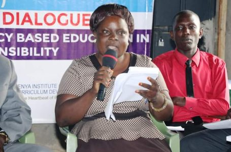 Teso North Primary Head Honored Over SIP Project