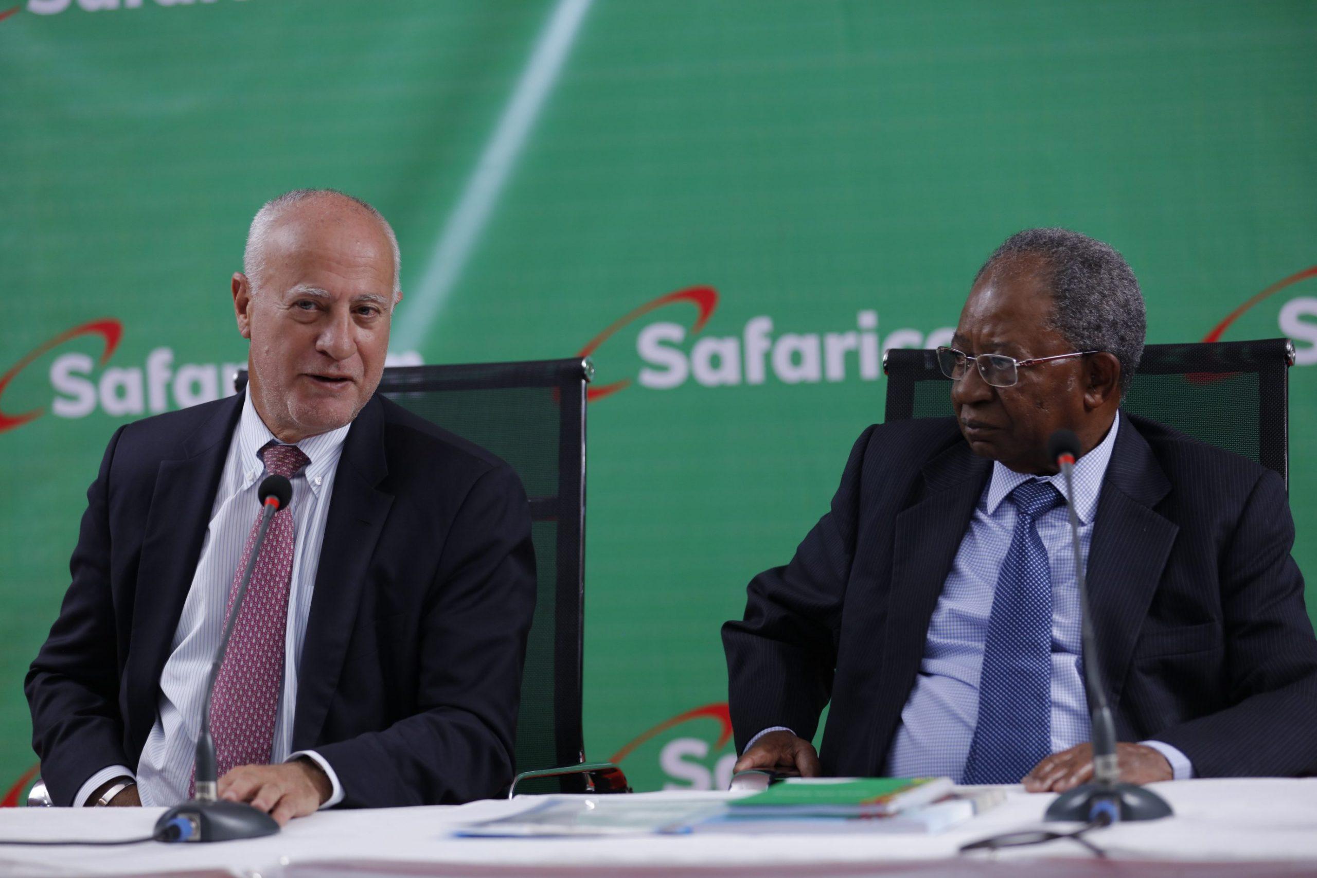 Michael Joseph ameteuliwa mwenyekiti mpya wa bodi ya Safaricom baada ya Nicholas Ng'ang'a kustaafu baada ya kuhudumu kwa miaka 16