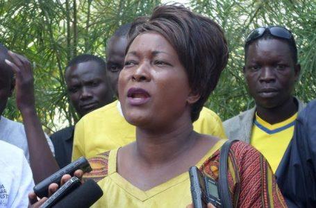 Aliyekua mbuge wa Teso Kusini Mary Emase anawataka magavana kufanya mazungumzo na madaktari