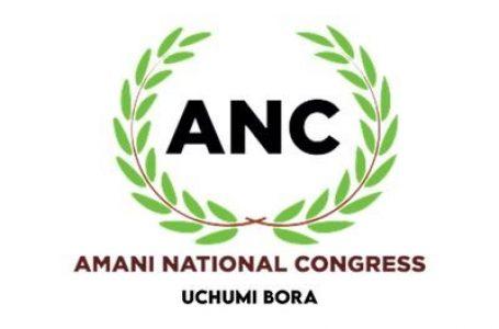 ANC NA FORD KENYA NI MOJA/KABUCHAI BUNGOMA