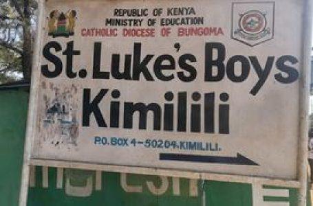 St Luke's Kimilili imefungwa kwa muda usiojulikana