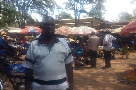 Wafanyi biashara kulalamikia hali duni ya soko lao kaunti ya Kakamega