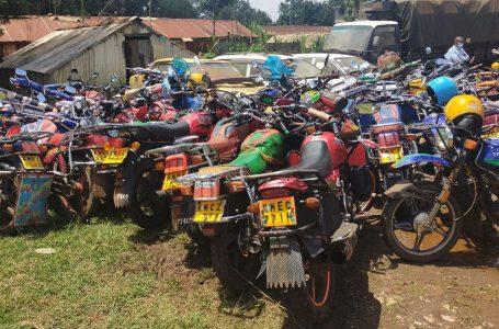 Wanabodaboda kulalamikia hali ngumu ya maisha kaunti ya Bungoma
