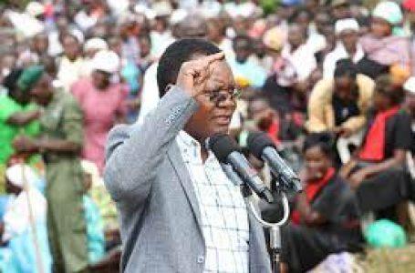 Viongozi Wakashifu Mauaji Ya Mabawabu Kivaywa
